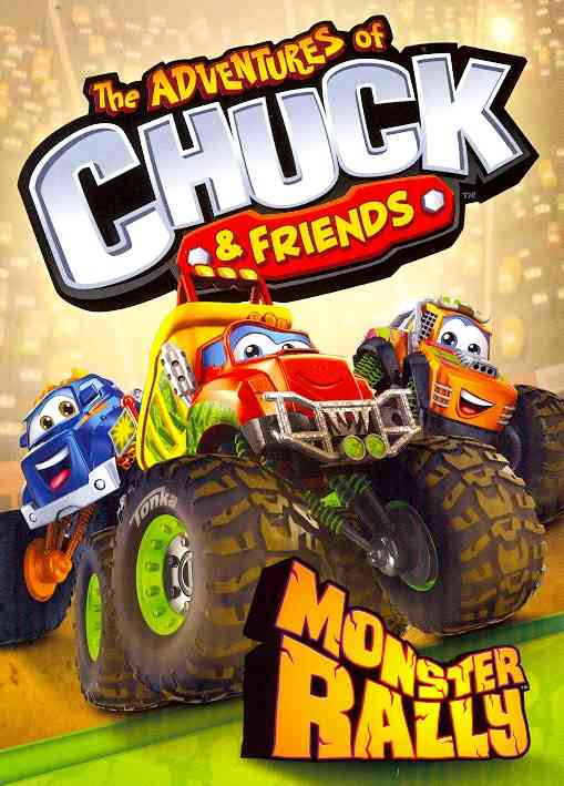 ADVENTURES OF CHUCK & FRIENDS:MONSTER BY ADVENTURES OF CHUCK (DVD)