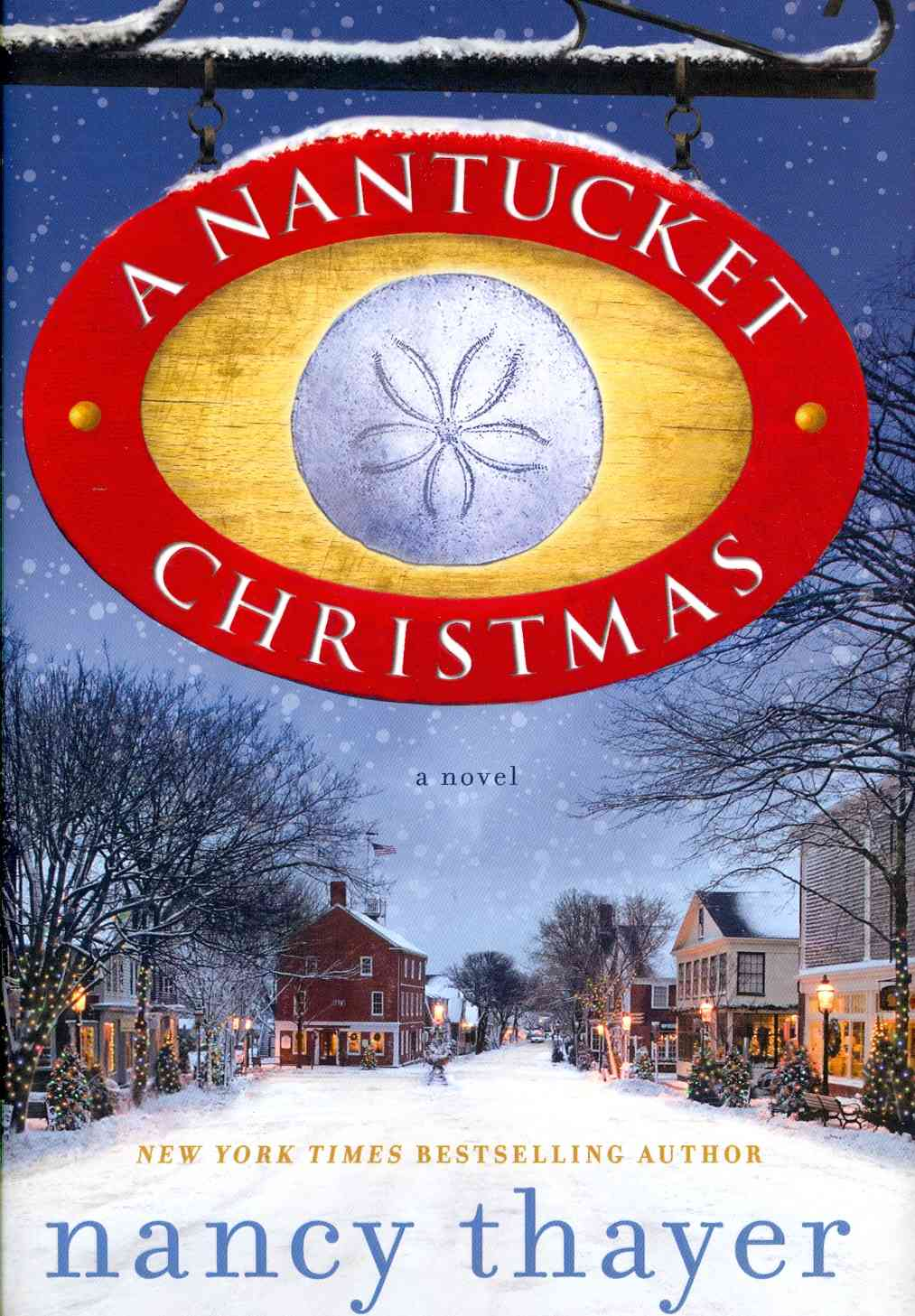 A Nantucket Christmas By Thayer, Nancy